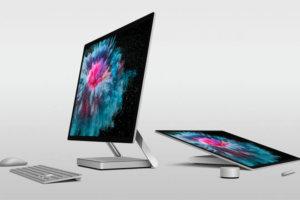 Características de la Surface Studio 2