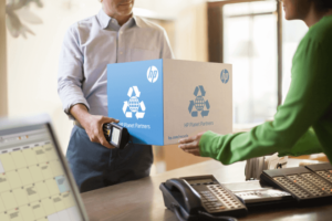 El reciclaje de cartuchos de tinta y tóner es obligatorio en España