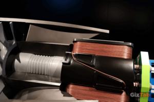 Dyson Airwrap™ funciona con el motor digital Dyson V9