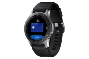 Galaxy Watch con Samsung Pay