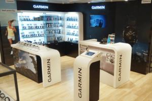 Nueva tienda Garmin es abierta en Madrid
