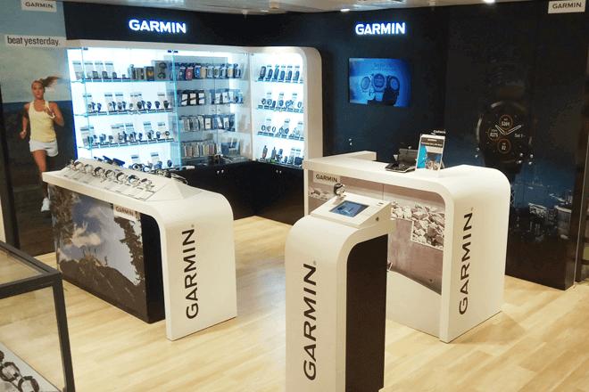 Garmin abre su propia tienda en Madrid: Horarios, dirección y demás