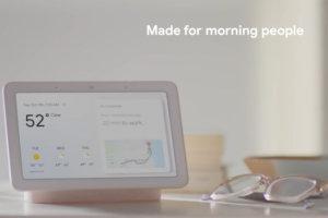 Google Home Hub es oficial