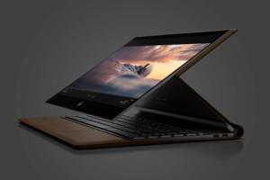HP Spectre Folio, el portátil de HP de cuero