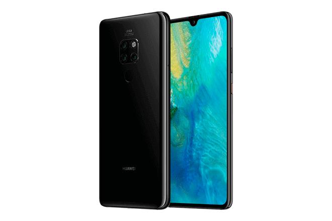La triple cámara del mejor móvil calidad precio: El Huawei Mate 20