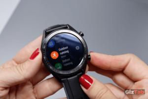 Pantalla del Huawei Watch