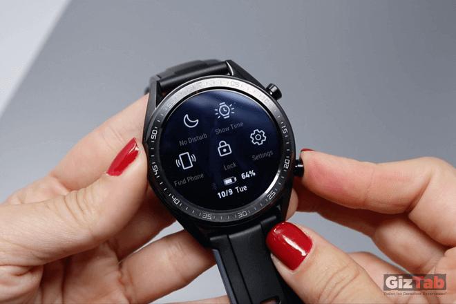 Huawei Watch GT: Así es el nuevo reloj inteligente de Huawei