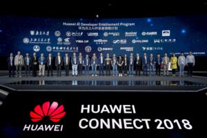 Huawei lanza el programa AI Developer Enablement Program