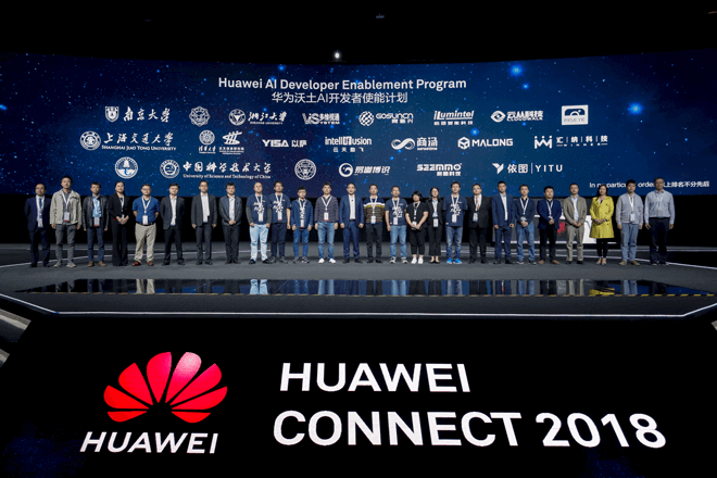 Huawei lanza el programa AI Developer Enablement Program