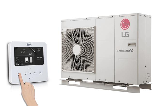 LG impulsa la vivienda sostenible y el ahorro energético en hogares de hasta el 90 %