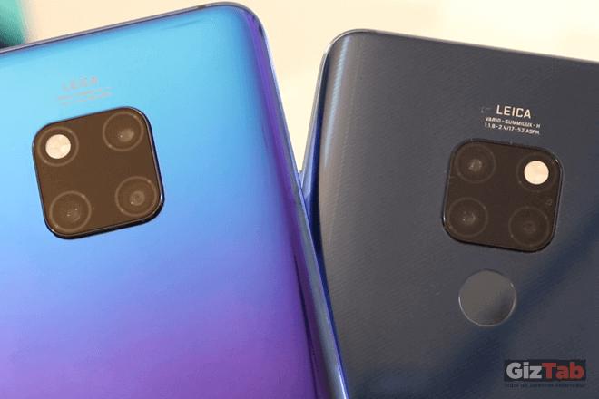 Huawei Mate 20 Vs Huawei Mate 20 Pro: comparativa para saber cuál comprar