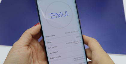 Huawei Mate 20 PRO y Mate 20 viene con Android Pie 9.0 + EMUI 9.0