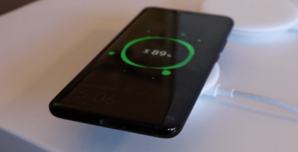Carga rápida del Huawei Mate 20 PRO