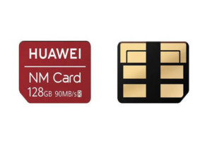 NM Card de Huawei es oficial