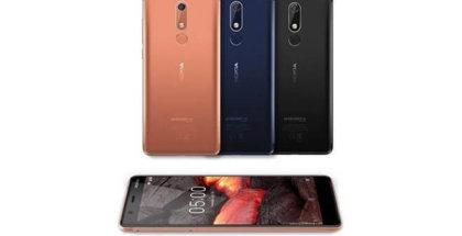 Foto del precio del Nokia 5.1