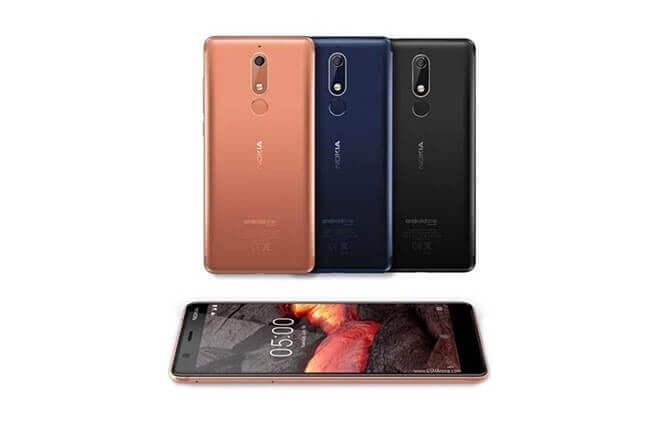 Nokia 5.1 es oficial: Precio y características