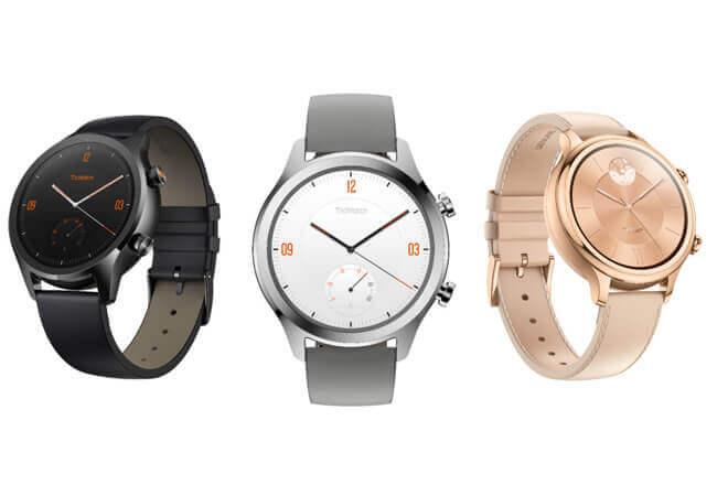 TicWatch C2: Así es el nuevo smartwatch de Mobvoi