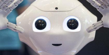 Pharos, un robot para cuidar ancianos