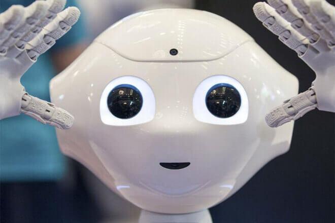 Conoce a este robot creado para cuidar a los ancianos