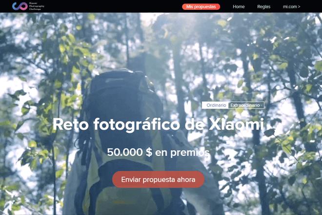 Xiaomi Photography Challenge tiene segunda edición