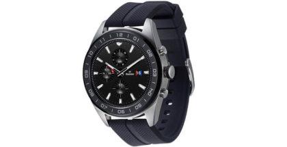 Foto del características del LG Watch W7