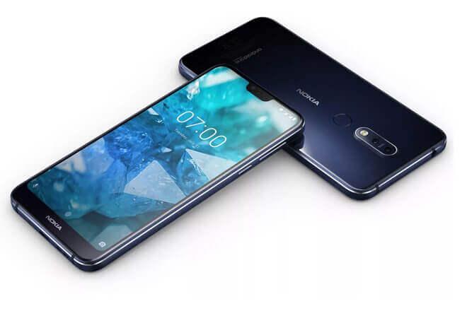Nokia 7.1: Precio y características