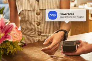 pagar con Samsung Pay desde el Galaxy Watch
