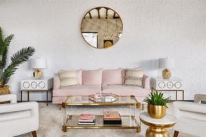 Sala del penthouse para Influencers