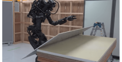 robot constructor HRP-5P