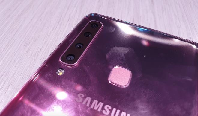 Samsung Galaxy A9, el primer móvil con cuatro cámaras, llega a España