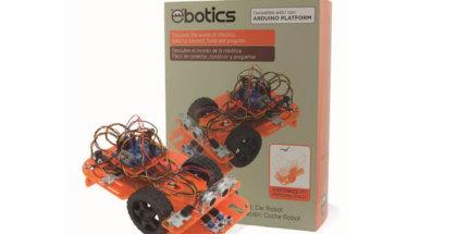 Code&Drive el coche robot compatible con Arduino