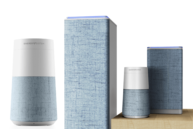 Energy Smart Speaker llega con Amazon Alexa