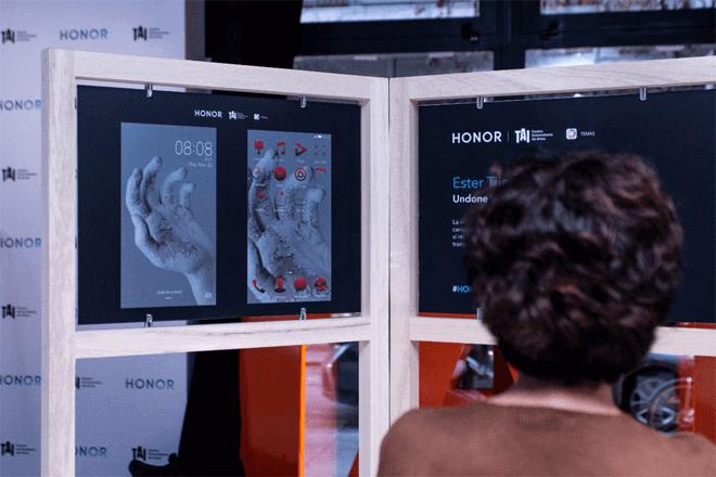Honor y el Centro Universitario de Artes TAI organizan una exposición conjunta de arte digital