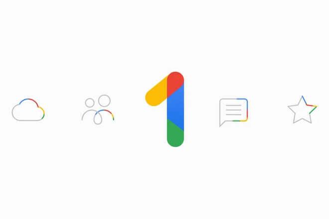 Google One precios