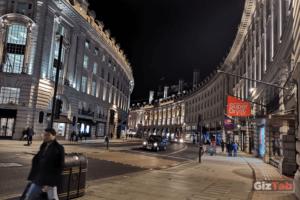 El Huawei Mate 20 Pro cuenta con un Modo Nocturno que puede equilibrar las escenas de alto contraste para presentar imágenes increíbles en cada configuración