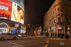 El Modo Nocturno del Huawei Mate 20 Pro y su triple cámara Leica, permite obtener fotografías de gran nivel y contraste