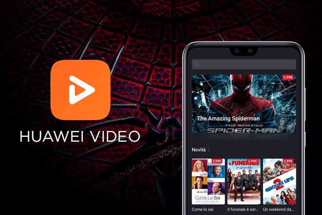 Disponibilidad de Huawei Video es ampliada en europa