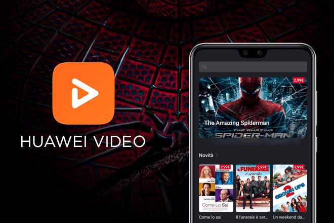 Huawei amplía su oferta de contenidos de Huawei Video en Europa