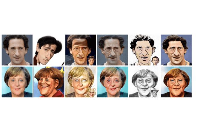 La nueva Inteligencia Artificial de Microsoft crea caricaturas