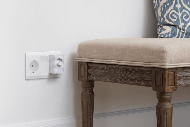 epetidor Wi-Fi y timbre para dispositivos Ring