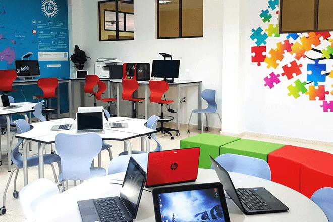 HP reinventa las aulas y mejora en un 60% los resultados académicos de los estudiantes