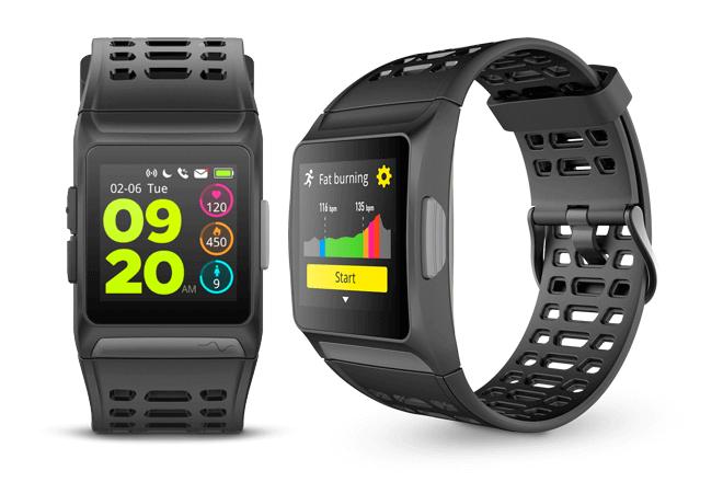 El nuevo modelo del smartwatch de SPC está especialmente enfocado al ejercicio y es capaz de aguantar cualquier ritmo, deporte o actividad que te propongas, incluso natación