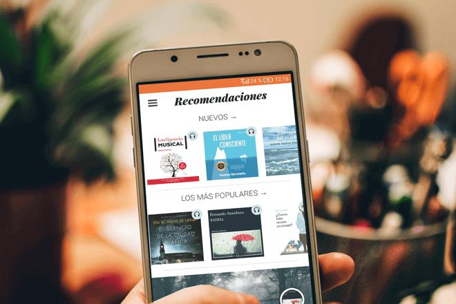 Storytel multiplica en un año su catálogo en España