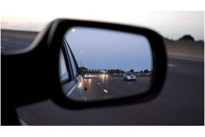 Los retrovisores digitales de los coches sustituirán a los convencionales