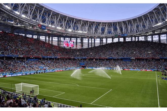 imagen de un estadio de futbol