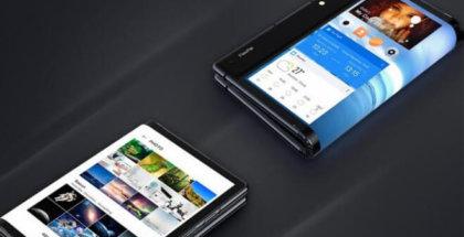 primer smartphone plegable