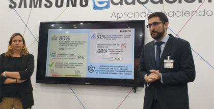 profesores en España usan la tecnología