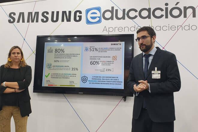 El 80% de los profesores en España usan la tecnología en sus clases