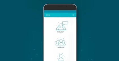 La app de Telefónica, Breaking Barriers permite transcribir en tiempo real las palabras en formato texto y braille