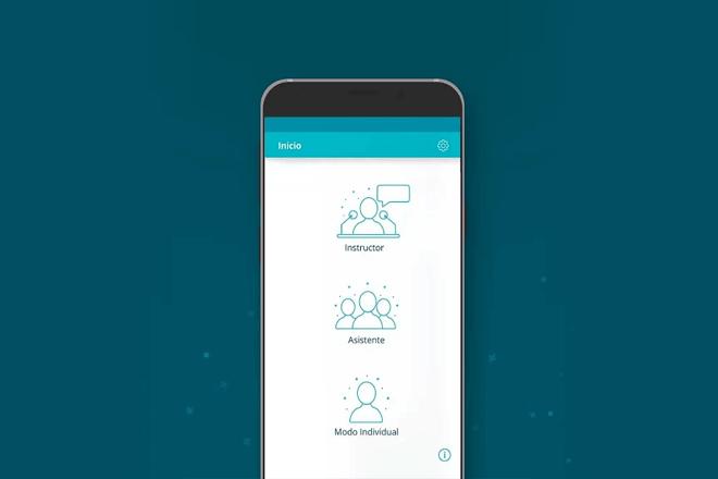 Telefónica presenta una aplicación para integrar a personas con discapacidad auditiva y visual